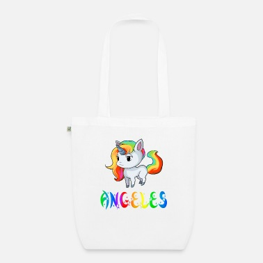 Angeles Unicorn Angeles - Borsa di stoffa ecologica