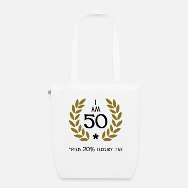 Young 60 - 50 plus tax - Organic Tote Bag