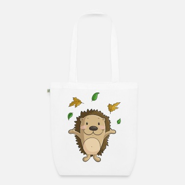 Comic Hedgehog comic - Organic Tote Bag