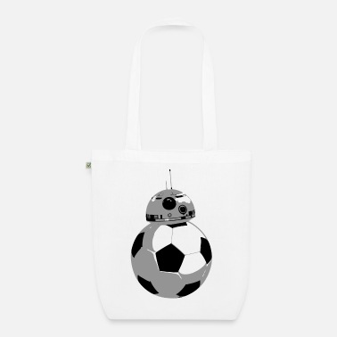 BB Football - Organic Tote Bag
