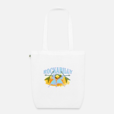 Rockabilly Rockabilly - Organic Tote Bag