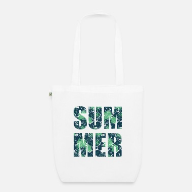 Summer summer - Organic Tote Bag