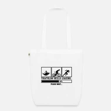Triathlet triathlete - Organic Tote Bag