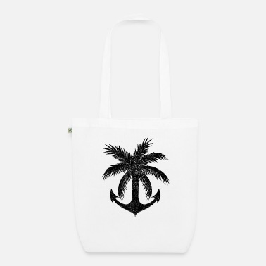 Palm Palm - Organic Tote Bag