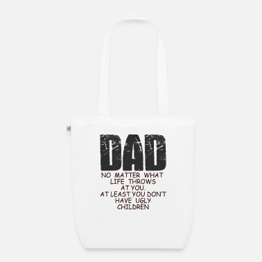 For Dad DAD - Organic Tote Bag