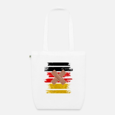 Germany wounded - Organic Tote Bag