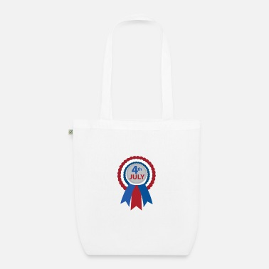 4th Of July 4th July - 4th July - Organic Tote Bag