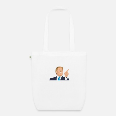 Speech Balloon Trump you are a great uncle gift idea - Organic Tote Bag