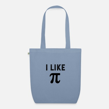 Mother's Day I like pi - Organic Tote Bag