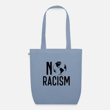 G8 No Racism, Against Racism, Liberté, Human, Love - Organic Tote Bag