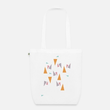 Pattern Pattern Mint - Organic Tote Bag