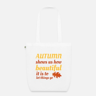 Tempest Autumn shows us how beautiful it is ... - Organic Tote Bag