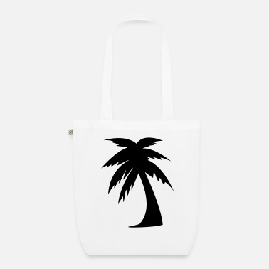 Palm palme - Organic Tote Bag
