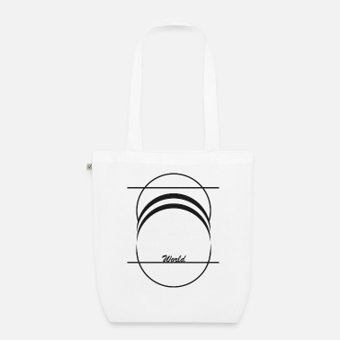 World World world - Organic Tote Bag