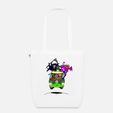 Scooby No Scooby fan art final - Organic Tote Bag