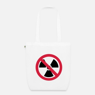 Atomic Energy No atomic energy - Organic Tote Bag