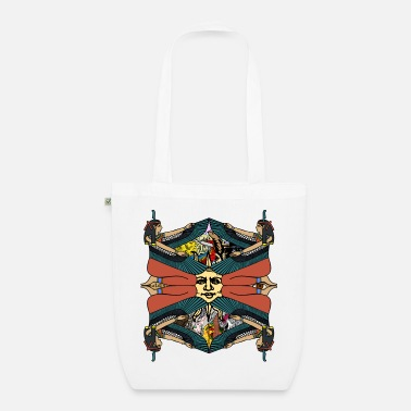 Ancient Mystic - Organic Tote Bag