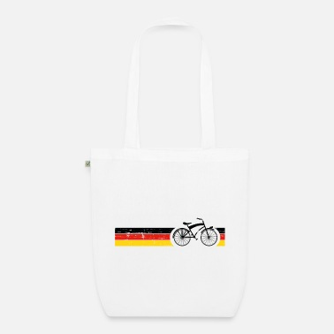 National Vélo National Colors National Germany Gift - Sac en tissu bio