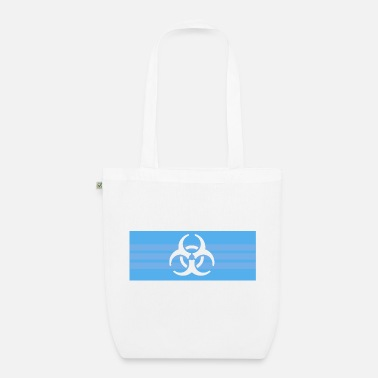Facemask biohazard facemask - Organic Tote Bag