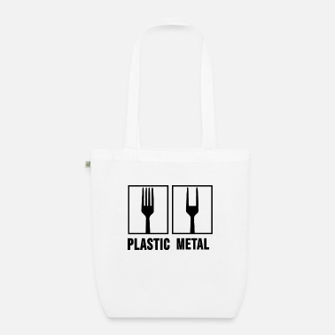 Power Metal Death Metal Power Black Metalcore Regalo divertente - Borsa di stoffa ecologica
