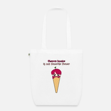 ICE CREAM JK - Organic Tote Bag