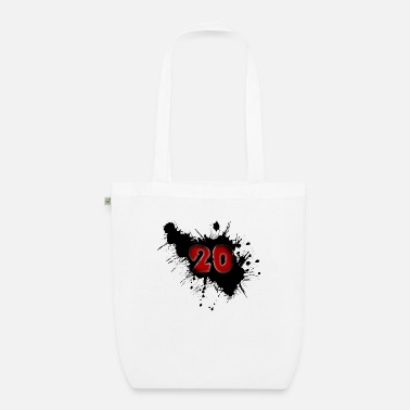 Date Of Birth Date of birth 20 years - Organic Tote Bag