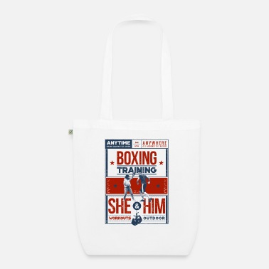 Boxing Training Boxing Training - Organic Tote Bag
