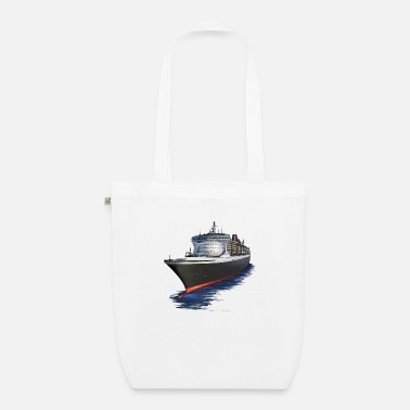 Cruise Ship Cruise ship - Organic Tote Bag