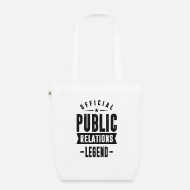 Related Public Relations - Organic Tote Bag
