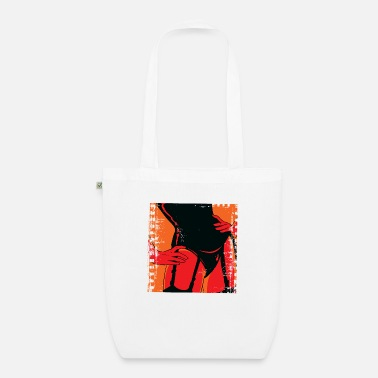 Rock N Roll Underwear Girlfriend - Organic Tote Bag