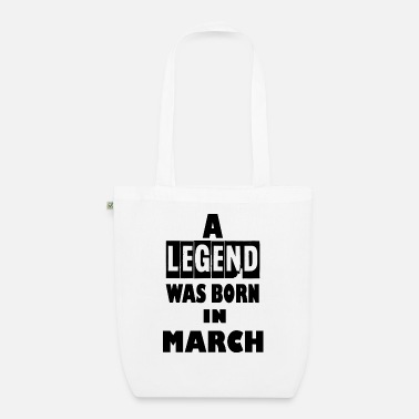 March march - Organic Tote Bag
