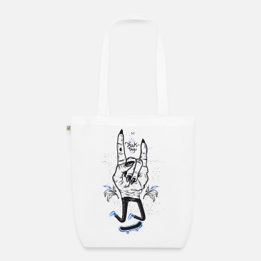 Erwins Selection Hands for Trip - Organic Tote Bag
