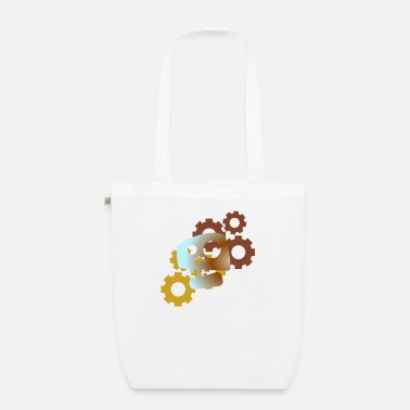 Gear Gears - Organic Tote Bag