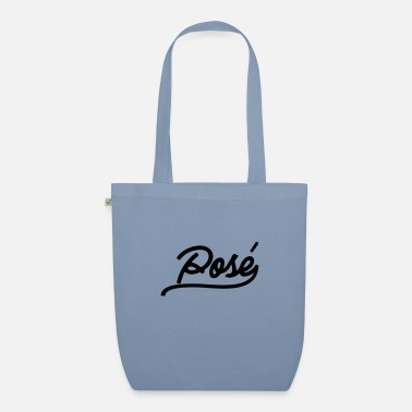 Pose Posed - Organic Tote Bag