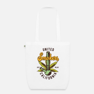 Smoker SMOKERS - Organic Tote Bag