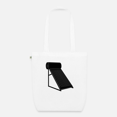 And Solar Panels panel solar thermal_pst7 - Organic Tote Bag