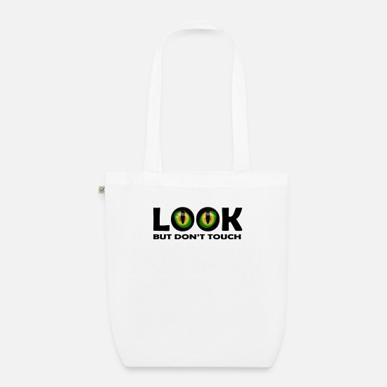 Big Bags & Backpacks - Babe - Organic Tote Bag white