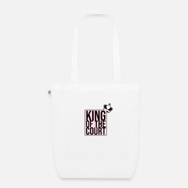 Court king of the court - Organic Tote Bag