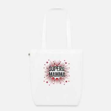 Super Super Mom - Økologisk mulepose