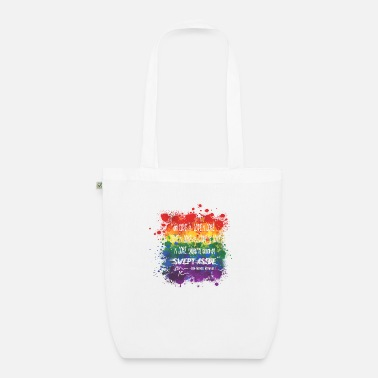 Hamilton Lin Manuel Miranda Tony Sonnet Love is Love quote - Organic Tote Bag