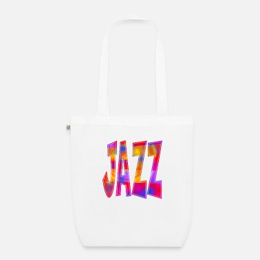 Jazz - music genre - Organic Tote Bag