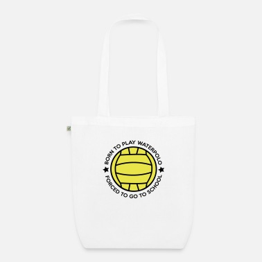 waterpoloschool - Organic Tote Bag