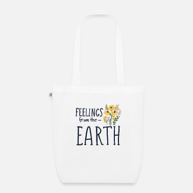 Vegetables Feelings from the Earth bouquet flower plant - Organic Tote Bag