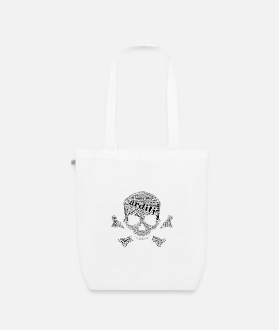 Turin Bags & Backpacks - 1915 - 1918 Italia - Organic Tote Bag white
