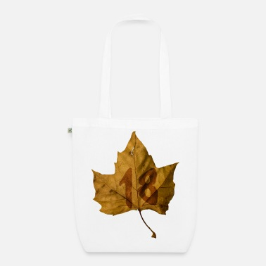 Date Of Birth Date of birth 18 years - Organic Tote Bag