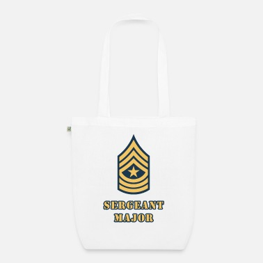 Sergeant Major - Organic Tote Bag
