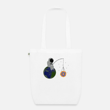 Chainlink Chainlink To the Moon - Organic Tote Bag