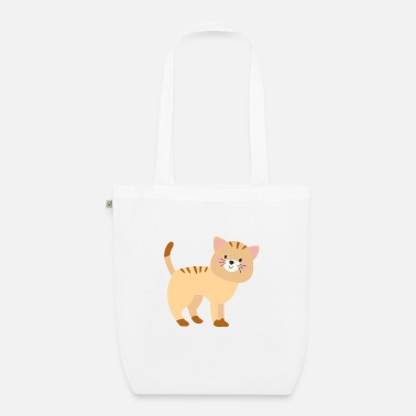 Cute Cat Cute cat - Organic Tote Bag