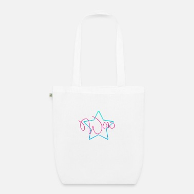Wow Wow - Organic Tote Bag