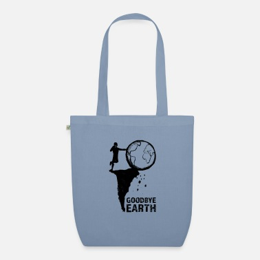 Goodbye Earth Goodbye Earth - Organic Tote Bag